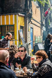 Maltby Street Market in Bermondsey Stock Photography