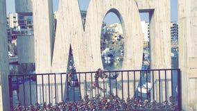 Malte julien de San d'amour de Malte Images stock