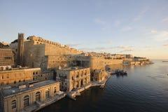 Malte, La Valette 1 Photos libres de droits