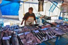 Malte - Marsaxlockk Photos libres de droits