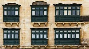 Malte, Valletta Image stock