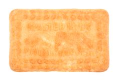 Malted melkkoekje Stock Afbeelding