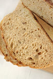 Malted wholemeal loaf Stock Photography