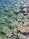 Maltees kristalwater royalty-vrije stock fotografie