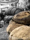 Maltese Bread Royalty Free Stock Photos