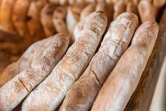 Maltese Bread. Traditional Maltese Bread in Ghajnsielem, Gozo Stock Image