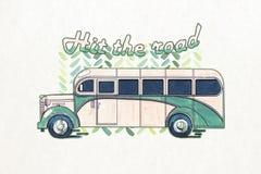 Maltese bus Royalty-vrije Stock Afbeelding