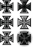 Maltese_Cross royalty free illustration