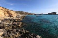 The Maltese Islands Stock Image
