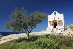 Maltese kerk Royalty-vrije Stock Afbeeldingen
