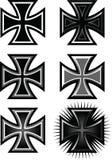 maltese kors Arkivbilder