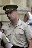 Maltese officer Royalty Free Stock Photos