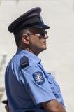 Maltese Police Officer Stock Photo