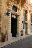 Maltese police station Stock Images