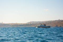 Maltese seas Stock Photos