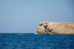 Maltese seas Stock Images