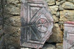 Maltesiskt kors Arkivfoto