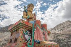Maltreya Buddha Immagine Stock Libera da Diritti