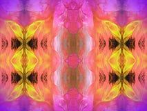 Malująca abstrakcjonistyczna tekstura Fotografia Royalty Free