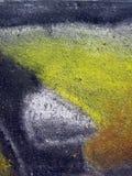 Malująca bruk cegła Obraz Royalty Free