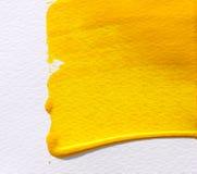 malująca tło abstrakcjonistyczna ręka Obrazy Royalty Free