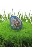 malujący Easter kolorowy jajko Zdjęcie Royalty Free