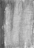 Malujący popielaty grunge tło na akwarela papierze Obraz Royalty Free