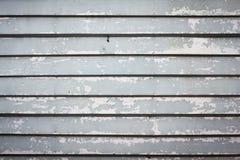 Malujący Prosty szarość lub bielu drewna deski Nieociosany tło który ca Obrazy Royalty Free