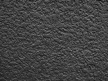 Malujący tynk ściany tło, matte czerń zdjęcie stock