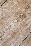 Malujący drewniany drzwi, tekstura, projekt zdjęcie stock