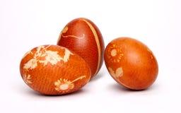 malujący Easter jajka Obraz Royalty Free