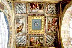 Malujący sufit Raphael loggie Zdjęcie Royalty Free