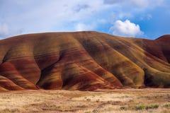 Malujący wzgórza Obraz Royalty Free