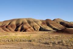 Malujący wzgórza Zdjęcie Stock