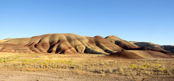 Malujący wzgórza Zdjęcie Royalty Free