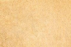 Maluje tekstury tła, pięknej i jaskrawej ścianę żółtą, naturalny kolor obraz stock