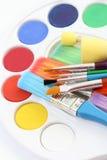 maluje watercolour Fotografia Stock