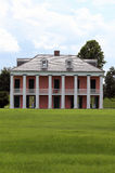 Malus-Beauregard House at Chalmette Battlefield. This is the Malus-Beauregard House at Chalmette Battlefield, downriver from New Orleans, Louisiana. The Stock Image