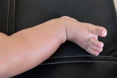 Malutcy mali dziecko cieki Zdjęcie Stock