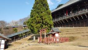 Malutka świątynia Zdjęcia Stock