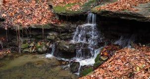 Malutka jesieni katarakty pętla - spadek siklawa zbiory