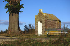 Malutka katolicka kaplica Zdjęcie Stock