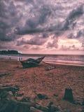 Malvan Beach stock photo