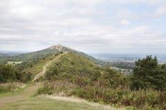 Malvern hills Royalty Free Stock Photos