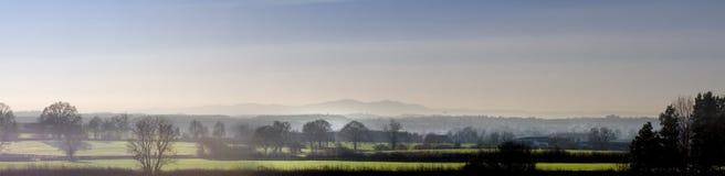 Malvern hills Stock Photography