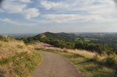 The  Malvern Hills Stock Photography