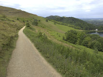 Malvern Hills Royalty Free Stock Photo