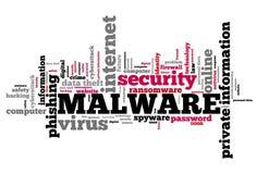 Malware 皇族释放例证