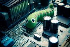 Malware стоковая фотография