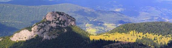 Maly Rozsutec panorama Royalty Free Stock Image